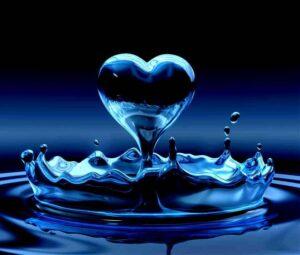 voda srdce